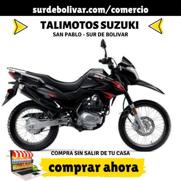 Moto DR 150 SUZUKI