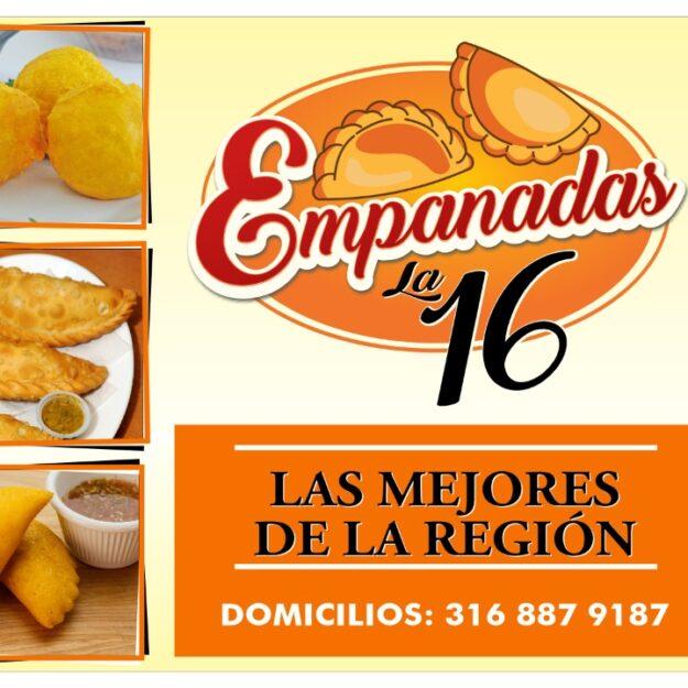 Empanadas la 16