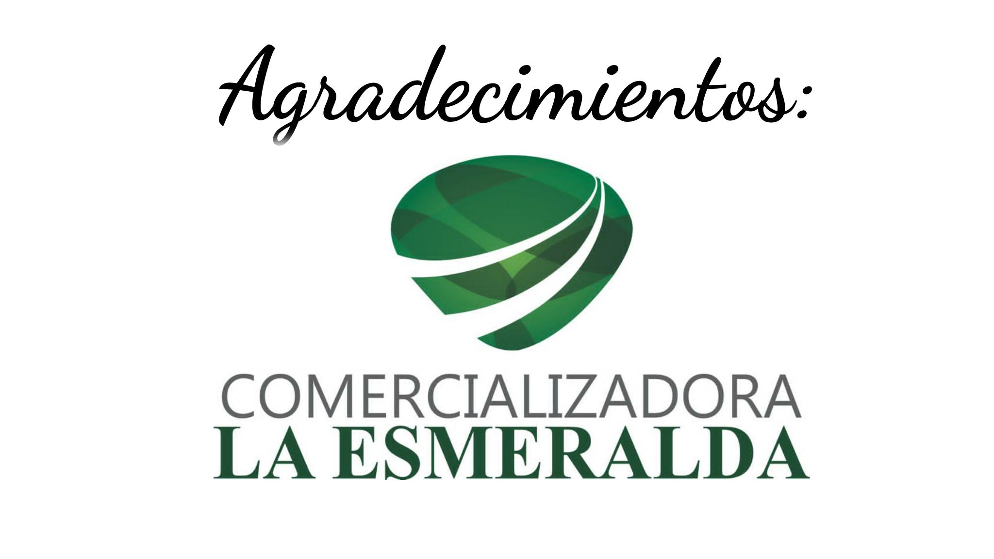 Comercializadora La Esmeralda