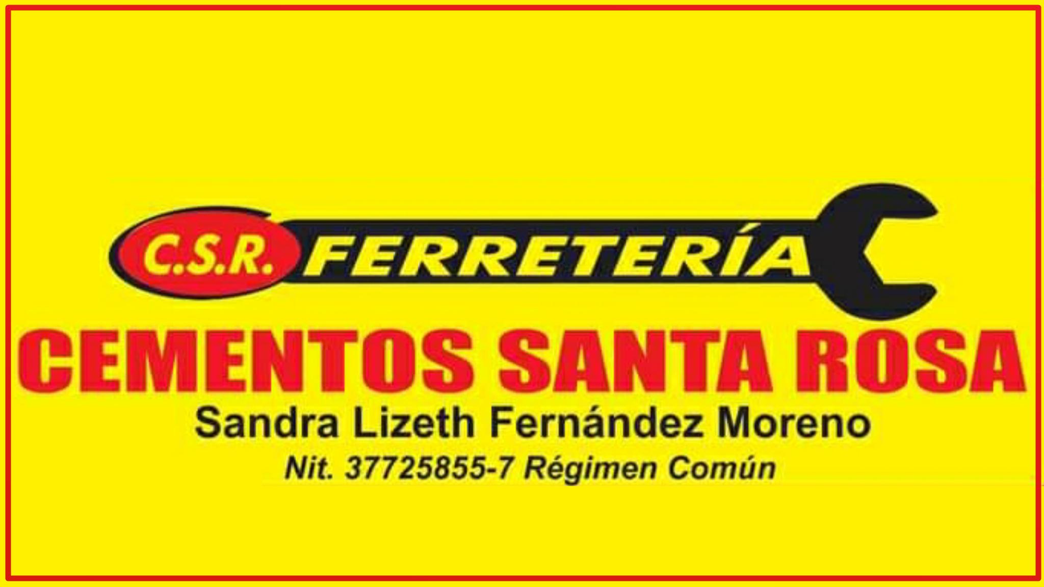 Ferretería y cementos Santa Rosa