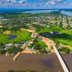 Puente del rio cimitarra